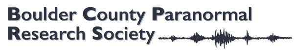 Boulder County Paranormal Research Society Retina Logo